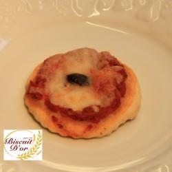 Mini Pizza végétarien
